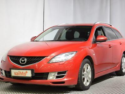 käytetty Mazda 6 2.0 TD Elegance SportWagon /