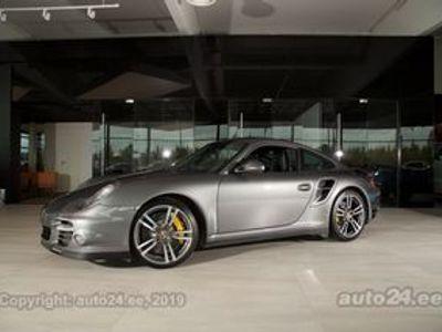 käytetty Porsche 911 Turbo S 997.2 PDK 3.8 390kW - Luxury Collection Automobiles