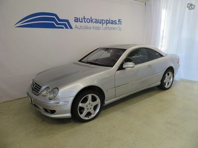 käytetty Mercedes CL55 AMG AMG *KORKO alk. 0.99%*
