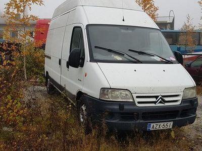 käytetty Citroën Jumper 2.8 HDI