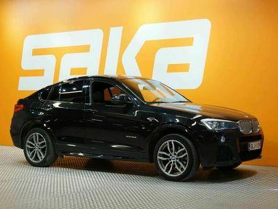 käytetty BMW X4 F26 xDrive30d TwinPower Turbo A Business Automatic ** Suomi-auto / Navi / P-kamera / Koukku **