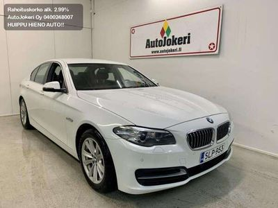 käytetty BMW 518 518 d. F10 Sedan d A Business Automatic Facelift