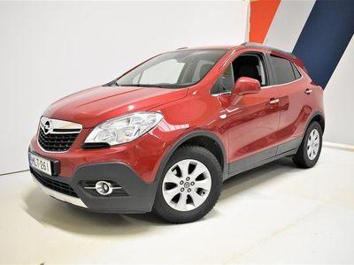 käytetty Opel Mokka 5-ov Cosmo 1,6 ecoFLEX 85kW MT5 *Cruise *Automaatti-ilmastointi *Lämmitettävä ratti *Tutkat