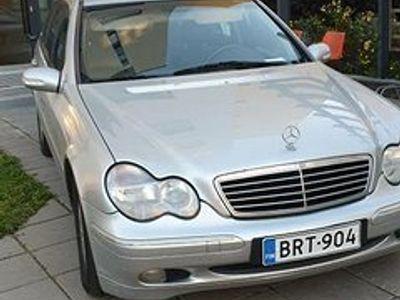 käytetty Mercedes C200 BRT-904