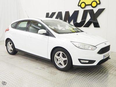 käytetty Ford Focus 1,5 TDCi 120 hv Start/Stop M6 Trend 5-ov / 1. OMISTAJA / BLUETOOTH / TUTKA TAAKSE