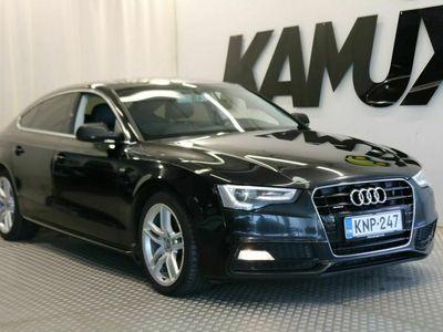 käytetty Audi A5 Sportback Land of quattro Edition 2,0 TDI clean diesel 140 kW quattro S tronic // S-Line / Eber / Nelikko //