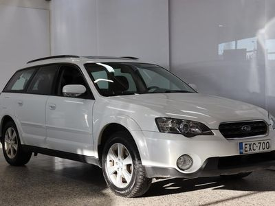 käytetty Subaru Legacy Outback 5DSTW 2.5 OUTBACK AUTOMATIC-BP9-4X4/267