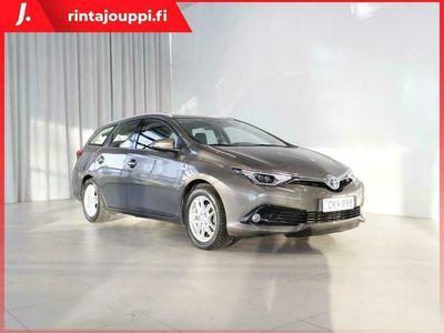 käytetty Toyota Auris Touring Sports 1,8 Hybrid Active edition - 1.Omistaja, huoltokirja, tehdastakuu, navigointi, LED-aj