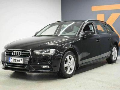 käytetty Audi A4 Avant Business 2,0 TDI clean diesel 110 kW