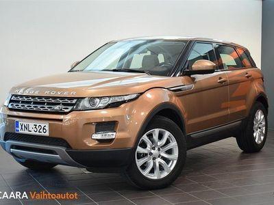 käytetty Land Rover Range Rover evoque 2.2 TD4 Pure Business Aut