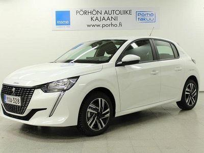 käytetty Peugeot 208 Active PureTech 100 - Näppärä ja tyylikäs uutuusmalli - Pyydä meiltä tarjous!