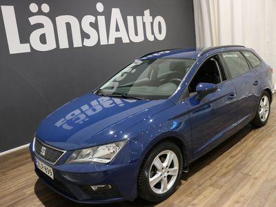 käytetty Seat Leon ST 1,0 TSI 115 Ecomotive Reference **Tilava farkku** **** LänsiAuto Safe -sopimus hintaan 590€. ****