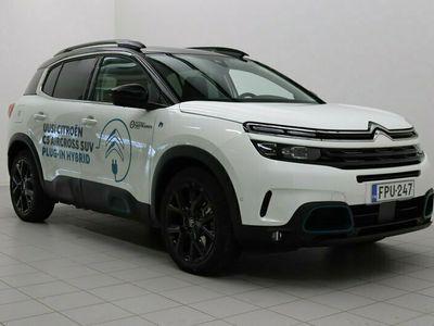 käytetty Citroën C5 Aircross Plug-in Hybrid 225 Shine Launch Edition ë-EAT8 Automaatti **Esittelyautomme kaksin renkain!**