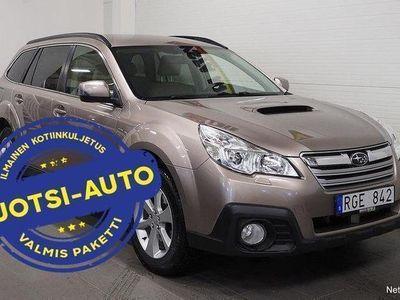 käytetty Subaru Outback Outback *UPEA*2.0 4WD Lineartronic, 110 kW, 2014 Rahoituksella, Kotiin toimitettuna!