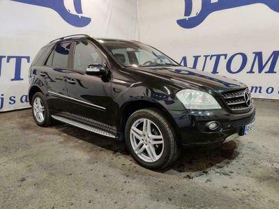 käytetty Mercedes 320 ML *CDI 4Matic * Rekisteröity PakettiAutoksi * Rahoitus Jopa Ilman Käsirahaa *