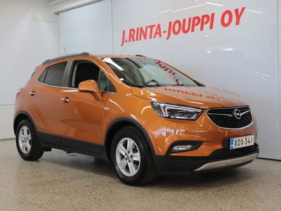 käytetty Opel Mokka X Innovation 1,4 Turbo 103 kW AT6 W