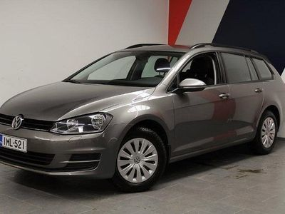 käytetty VW Golf Variant Trendline 1,2 TSI 63 **Suosittu bensa-farkku!**