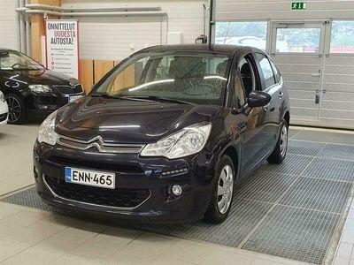 käytetty Citroën C3 e-VTi 82 Premium ETG Automaatti #Lämpöpaketti #Vakionopeussäädin