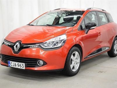 käytetty Renault Clio Sport Tourer Energy TCe 90 Expression