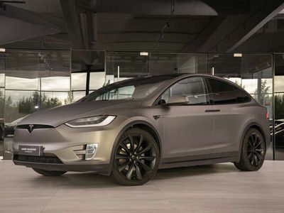käytetty Tesla Model X Model X100D