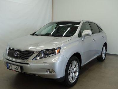 käytetty Lexus RX450h 4WD (Hybrid) - *** NAVI ** HUD ** KAMERA ** VETOKOUKKU ***