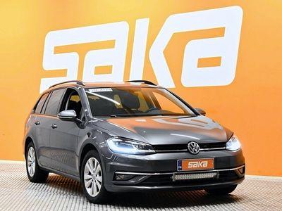 käytetty VW Golf Variant Comfortline 2,0 TDI 110 kW (150 hv) 4MOTION ** Webasto / Kamera / Adapt.Cruise / Neliveto / Face...