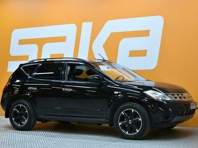 käytetty Nissan Murano 3,5 V6 172 CVT 5-ov. Business X-Tronic ** Suomi-auto / P-kamera / Kattoluukku / Muistipenkki / Nahkasisusta / Navi **