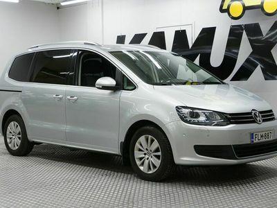 käytetty VW Sharan Comfortline 2,0 TDI 103 kW BlueMotion Technology DSG-automaatti / 7-paikkainen / Suomi-auto / Jakohi