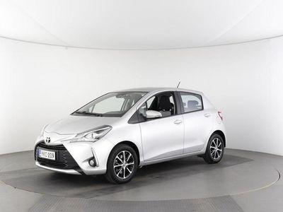 käytetty Toyota Yaris 1,5 Dual VVT-i Active 5ov Multidrive S