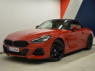 käytetty BMW Z4 G29 Roadster sDrive20i A M Sport Esittelyauto, ETUSI yli 22 000 euroa