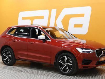 käytetty Volvo XC60 T8 AWD Business R-Design aut. #TULOSSA