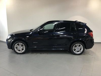 käytetty BMW X3 xDrive20d Twin-Power Turbo AUT F25 *M-SPORT*COMFORT ACCESS*NAVI*PDC*YMS!!