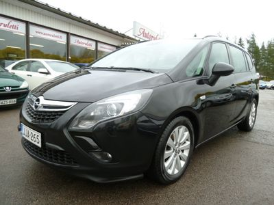 käytetty Opel Zafira Tourer Enjoy 2,0 CDTI ecoFlex Start/Stop 96kW MT6