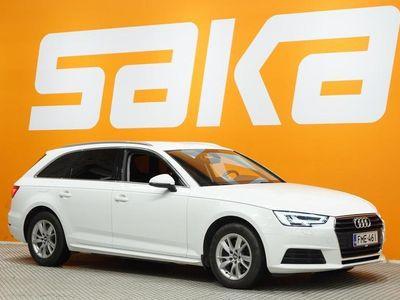 käytetty Audi A4 Avant Business 1,4 TFSI 110 kW S tronic ** Suomi-auto / DriveSelect / LED / Vetokoukku / Vakkari /