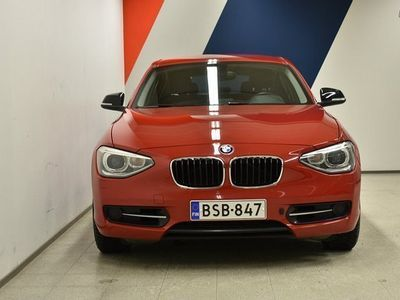 käytetty BMW 120 D F20 TwinPower Turbo 5ov Sport A Busin