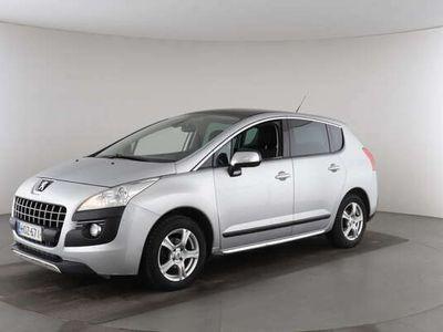 käytetty Peugeot 3008 Sport HDi 112 FAP 2Tronic Business - Korko 0,9% + kulut!! - MUKAVASTI VARUSTELTU PERHEAUTOMAATTI !