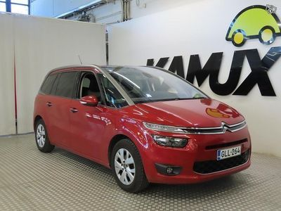 käytetty Citroën Grand C4 Picasso e-HDi Intensive /Automaatti / 7-Paikkainen / Suomi-auto / /