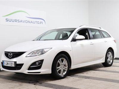 käytetty Mazda 6 Sport Wagon 2,0 Dynamic Business 6MT