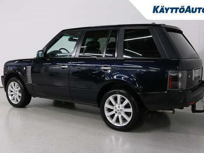 käytetty Land Rover Range Rover 4,2 V8 Supercharged Aut