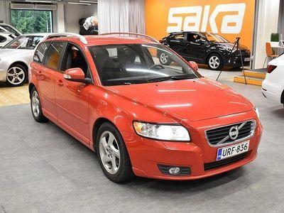 käytetty Volvo V50 1,6D DRIVe S/S Classic man ** Webasto kauko-ohjauksella / Muistipenkki / BT handsfree / Xenon **