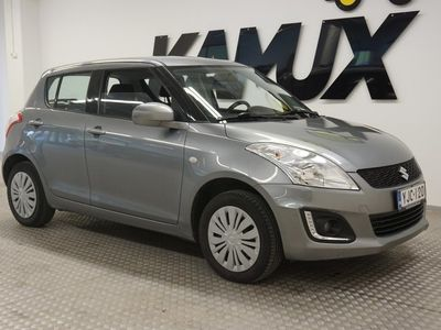 käytetty Suzuki Swift 4WD 1,2 VVT GL#4-Veto# Suomiauto#