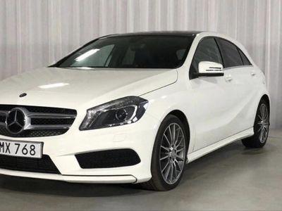 käytetty Mercedes A200 CDI A 4matic Amg *Panoraama, Xenon*