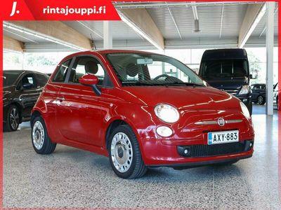 käytetty Fiat 500 1,2 Pop *** J. kotiintoimitus
