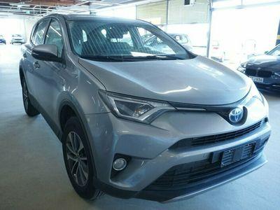 käytetty Toyota RAV4 2,5 Hybrid FWD Active