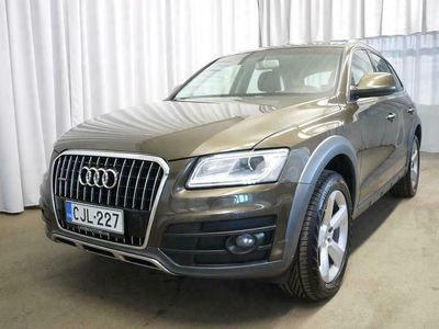 käytetty Audi Q5 Offroad Business 2,0 TDI 140 kW quattro S tronic ### NORMAL FRIDAY -hinta! ###** Facelift / Webasto