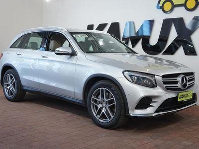 käytetty Mercedes GLC250 d 4Matic A Premium Business ** AMG, ILMAJOUSITUKSELLA**