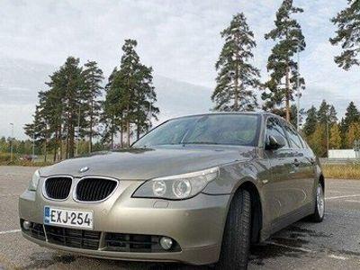 käytetty BMW 535 d Leimattu ja siisti