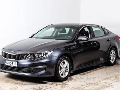 käytetty Kia Optima 1,7 CRDi ISG LX EcoDynamics - Todella tilava perhe sedan - Seuraava katsastus 22.02.2021