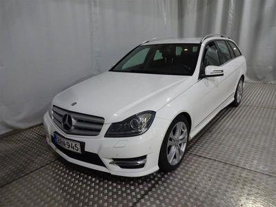 käytetty Mercedes C220 CDI BE T 4Matic A Premium Business ILS-light