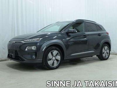 käytetty Hyundai Kona electric 64 kWh 204 hv Style *PITKÄLLÄ RANGELLA, YLI 440 KM!*